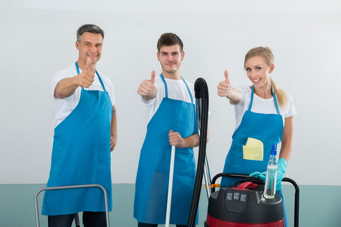 Monthly Cleaning Services